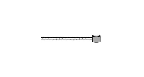 Asista Innvendig bremsekabel Bremsekabel